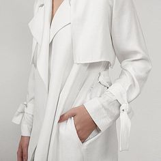 MINIMAL + CLASSIC @nordhaven The Academy Trench | A timeless classic, made from a premium Bamboo blend…