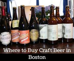 Craft beer in Boston is easy to find MurphysDoBoston
