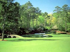 Golf Course Augusta National