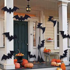 ❖ Cheap halloween decorations, simple but impactfull bats halloween decorations. Versatile bats for halloween. Used as hanging bat decorations and halloween wall decals. ❖ Bats for halloween. Realistic with effect, scored lines on the wings. Art Halloween, Halloween Bat Decorations, Hallowen Ideas, Halloween 2020, Yard Decorations, Halloween Makeup, Halloween Costumes, Women Halloween, Halloween Halloween