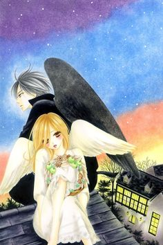Black bird manga. Donno why I like it and hate it at the same time