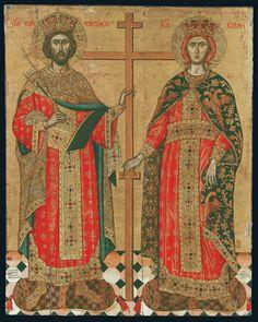 Byzantine Art, Religious Icons, Orthodox Icons, Saints, Painting, Angeles, Angels, Painting Art, Paintings