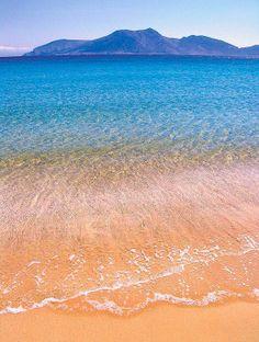Fanos beach, Ano Koufonissi island ~ Greece°°