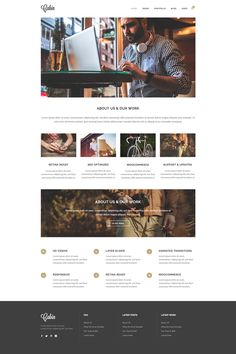 Cabin - Wordpress Multipurpose Theme by select-themes