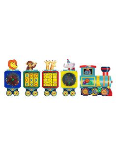 Busy Train Wall Panel by Anatex on Gilt.com  #storkstack