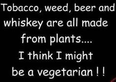 Ha... if only that was all it took and real veggies weren't nasty!