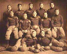antique football team
