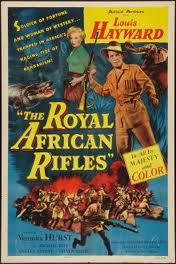 The Royal African Rifles Movie Poster