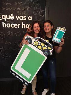 MONTSERRAT VIVES!!! #hoyvoy #autoescuela #granollers