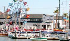 22 Amut Park Adventure At Balboa Fun Zone Beach Newport California