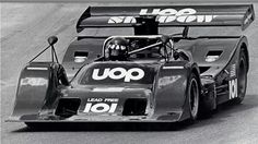 Jakye Oliver drive a U.O.P. SHADOWS  in CAN AM series