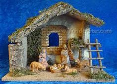 Resultado de imagen para nativity Portal, Christmas Decorations, Nativity Sets, Display, Community, Painting, Messages, Shelf Furniture, Nativity Scenes