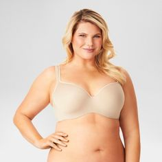 Kissed by Olga Women's Balconette Bra Toasted Almond 40DD