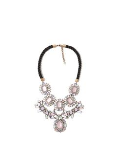 NECKLACE WITH PINK STONES - Accessories - Accessories - Woman - ZARA