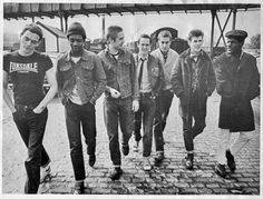 Rude Boys.. Jamaican Street Culture in UK.