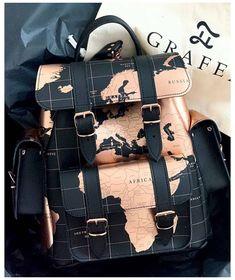 Cute Mini Backpacks, Stylish Backpacks, Girl Backpacks, Fashion Handbags, Purses And Handbags, Fashion Bags, Luxury Purses, Luxury Bags, Baby Girl Shoes