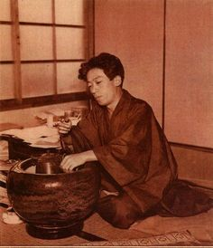 "Takiji Kobayashi, author of ""Kanikosen"" and ""The comrade""."