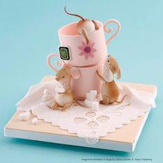Animación en azúcar, de Carlos Lischetti
