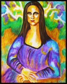 Mona Lisa [Tekkamaki] (Gioconda / Mona Lisa)