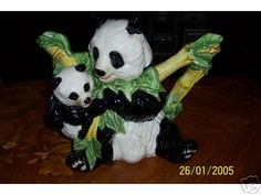 panda teapot