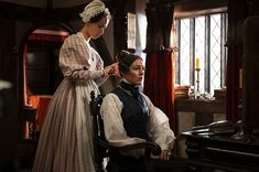 Trailers, images and poster for the historical drama series GENTLEMAN JACK starring Suranne Jones. Gentleman Jack, Gentleman Stil, Timothy West, Sophie Rundle, Suranne Jones, New Tv Series, Drama Series, Orange Is The New