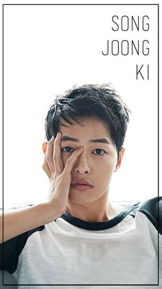 Song Joong Ki - Kdrama wallpapers from @party-in-hell (on tumblr).