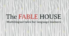 Fairy tales and fables in Spanish, French, Italian and English. Lovingly crafted stories especially for children and adults learning a second language. Great for classroom and home study. Spanish Songs, Spanish Phrases, Spanish Lessons, How To Speak Spanish, Learning Spanish, Learn Another Language, Learning A Second Language, First Language, Spanish Basics