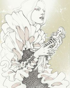 Martine Johanna, Fashion Illustrator