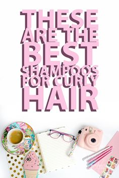 While getting the right #haircut for curly #hair can certainly help make your morning curly hair care routine a little less stressful, the shampoo you use also makes a big difference... #HairCareRoutine
