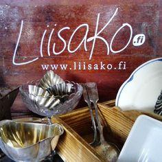 #kakkuvuoka #lasimalja #posliinilautanen #lusikka #puulaatikko #posliiniastia #alpakka #kakkumuotti #metallilautanen #liisako