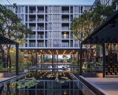 Hasu Haus / Somdoon Architects