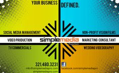 Simple Media Productions | Military Discount Network