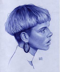 Art Drawings Sketches Simple, Ink Pen Drawings, Realistic Drawings, Ballpen Drawing, Still Life Sketch, Africa Painting, Ballpoint Pen Drawing, Exo Fan Art, Art Plastique