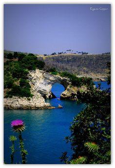 Baia San Felice, Vieste, Province of Foggia, region of Puglia, Italy