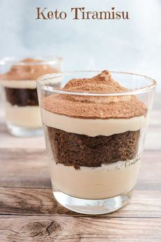 Keto Tiramisu is a perfect low carb dessert for two perfect for you special Valentine or date night dessert! Keto Tiramisu is a perfect low carb dessert for two perfect for you special Valentine or date night dessert! Low Carb Sweets, Low Carb Desserts, Easy Desserts, Low Carb Recipes, Delicious Desserts, Dessert Recipes, Diet Recipes, Tiramisu Dessert, Comida Keto