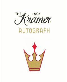Wilson / Jack Kramer Autograph Racquet