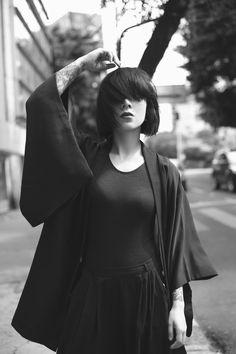 https://flic.kr/p/XwFYQk | PAWA BE STREET | Modelo: PawaBe  Fotografía: Brenda Echeverria  CD.MX.