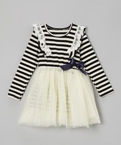 Ruffle Princess Dress