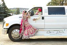 fun photo idea for post wedding shoot