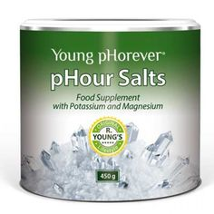 Young pHorever pHour Salts (454g)