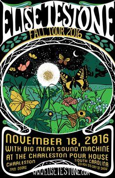Elise Testone :: Friday, November 18th :: The Charleston Pour House :: Charleston, SC