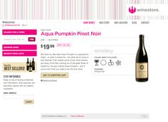 single product page - winestore.#Repin By:Pinterest++ for iPad#