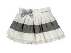 faldas para niñas especial volantes