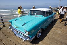 Classic At Pismo Beach Car Show Thousands Gathered Saturday And - Classic car show pismo beach