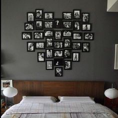 Cute and wonderful to display photos of your loved ones