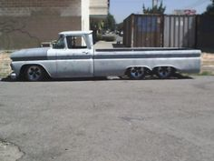 long truck bed