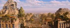 A higher of Babylon from the movie Alexander