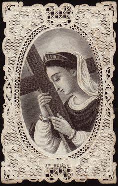 Holy Card, St Helena