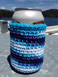Moondance Blue Purple White Handmade by HoffmanHandicrafts on Etsy, $6.00