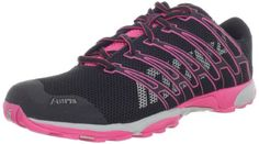 Inov 8 FLite 215 Women's Trail Running Shoes Shoe  Womens BlackPinkGrey 55 ** Read more  at the image link. (This is an Amazon affiliate link and I receive a commission for the sales and I receive a commission for the sales)